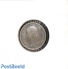 kwartje 1893