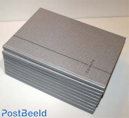 10 x Stockbook 8 pages Magic Silver