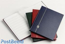 Stockbook E Blue