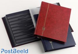 Stockbook Nero F Blue