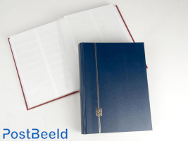 Stockbook GT Blue