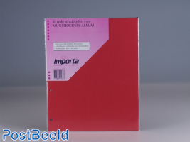 Importa MH20 Interleaves - Red