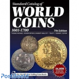 Krause World Coins 1601-1700, 7th edition