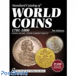 Krause World Coins 1701-1800, 7th edition