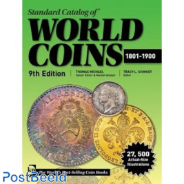 Krause World Coins 1801-1900, 9th edition