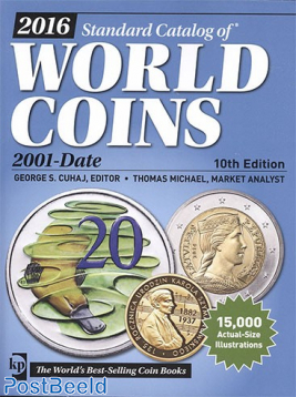 Krause World Coins 2001-Date, 10th edition