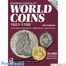 Krause World Coins 1601-1700, 4th edition