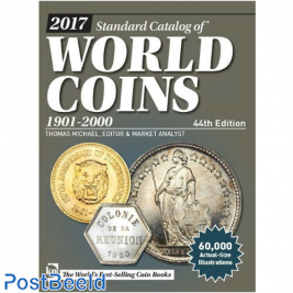 Krause World Coins 1901-2000, 44th edition