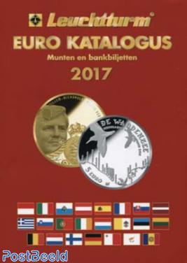 Leuchtturm Euro catalogue 2017