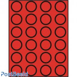Caja de monedas para 24 monedas hasta 41mm