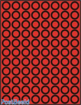 Caja de monedas para 88 monedas hasta 21.5mm