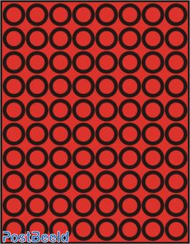 Caja de monedas para 80 monedas hasta 23.5mm