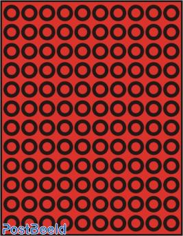 Caja de monedas para 120 monedas hasta 16.5mm