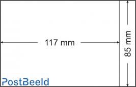 500 glassine bags 85x117mm