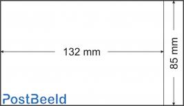 500 bolsas de pergamino 85x132mm