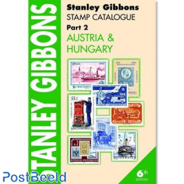 Stanley Gibbons Europa Volumen 2: Austria y Hungría