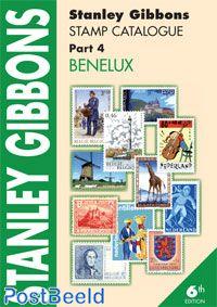 Stanley Gibbons Europa Volumen 4: Benelux