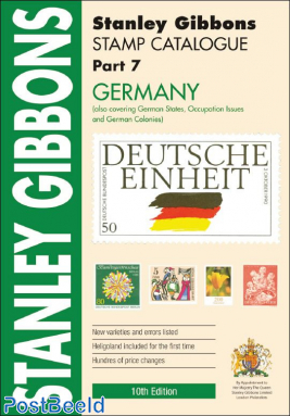 Stanley Gibbons Europa Volumen 7: Alemania
