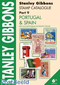 Stanley Gibbons Europa Volumen 9: Portugal y España