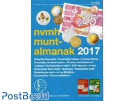 NVMH Coin Catalogue Netherlands 2017