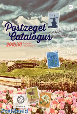 NVPH Junior catalogo Paises Bajos 2015-2016