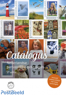 NVPH Catalogue of Dutch Personal stamps,special offer