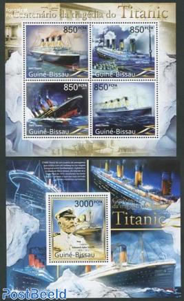 Titanic 2 s/s