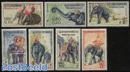 Elephants 7v