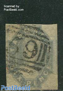 6p, Grey, used