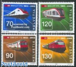 Railways 4v