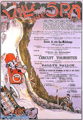 Semaine Automobile