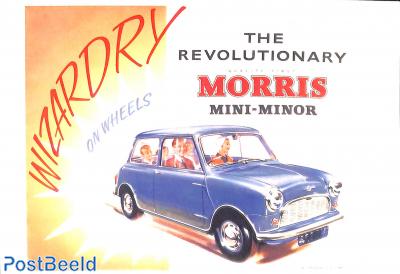 The revolutionary Morris Mini-Minor