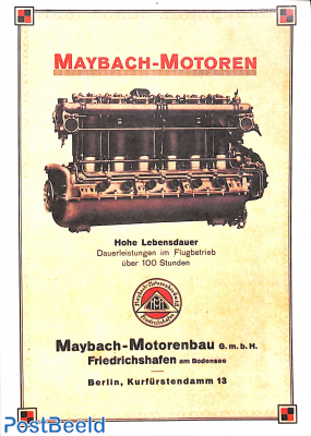 Maybach Motoren