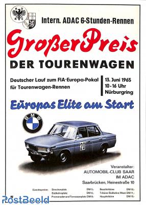 Grosser Preis der Tourenwagen