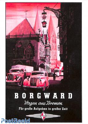Borgward, wagen aus Bremen