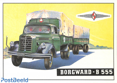 Borgward B555