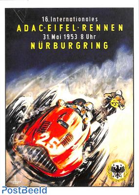 ADAC Eifel rennen 1953