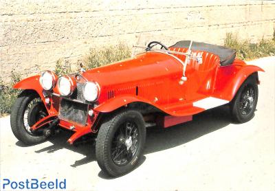 Alfa Romeo 6c 1750 Super Sport, 1929