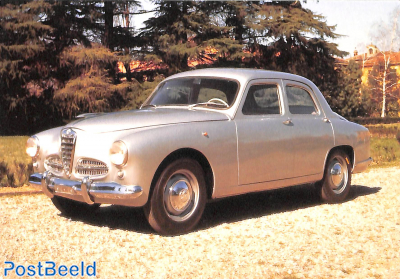Alfa Romeo 1900 Berlina, 1950