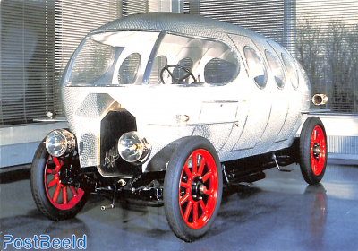 Alfa Romeo 40/60HP Aerodinamica