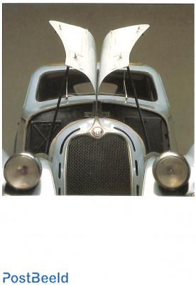 Alfa Romeo 8C 2900 B Lungo, 1938