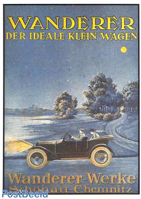 Wanderer, der ideale Klein-Wagen