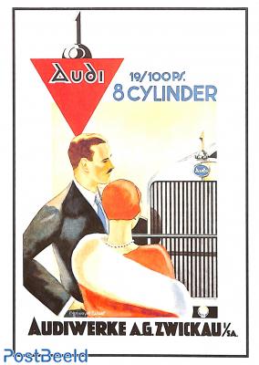 Audi 8 Cylinder