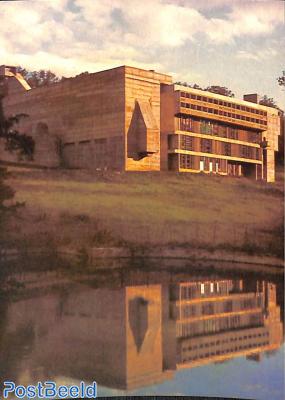 Le Corbusier, Monastry La Tourette 1957-1960