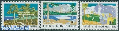 National parks 3v