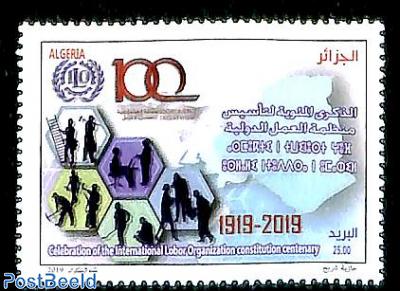 Lodor organisation centenary 1v