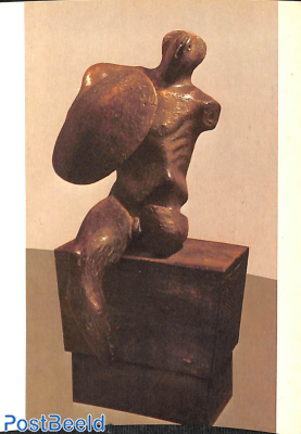 Henry Moore, Soldier 1953-54