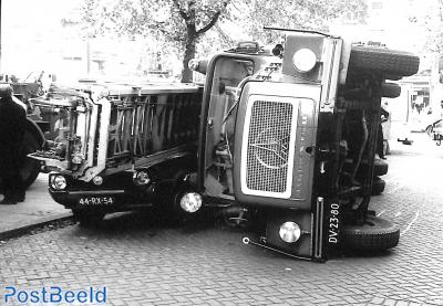 Ben van Eck, Gevallen Brandweerauto 1980
