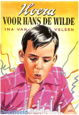 Hoera voor Hans de Wilde