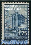 1.75Fr, Stamp out of set